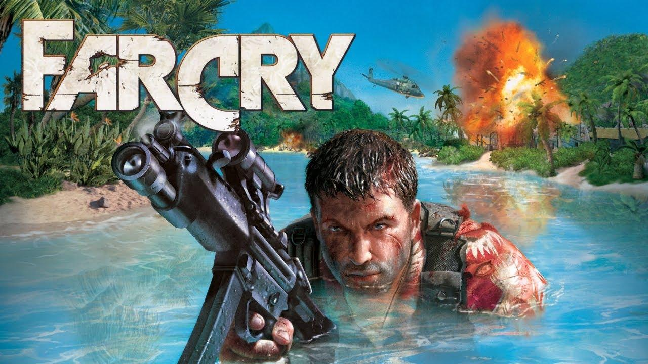 FAR CRY 1 PC Download free full game for windows