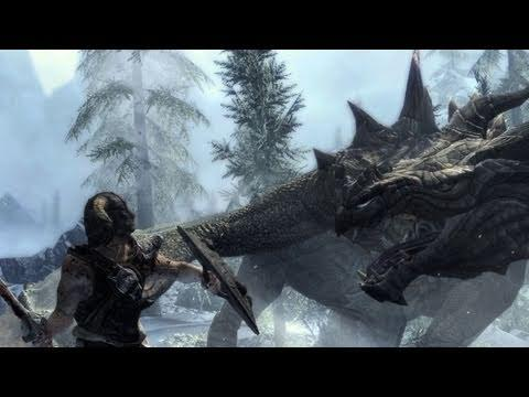 The Elder Scrolls V Skyrim free full pc game for download
