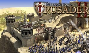 Stronghold Crusader PC Download Game for free
