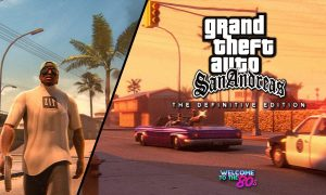 GTA San Andreas free full pc game for download