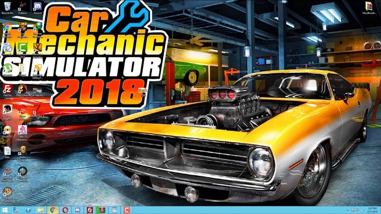 Car Mechanic Simulator 2015 iOS Latest Version Free Download