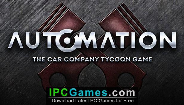Automation The Car Company Tycoon iOS/APK Full Version Free Download