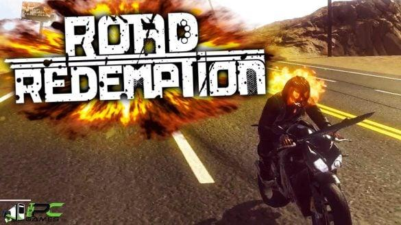 ROAD REDEMPTION PC Game Download For Free