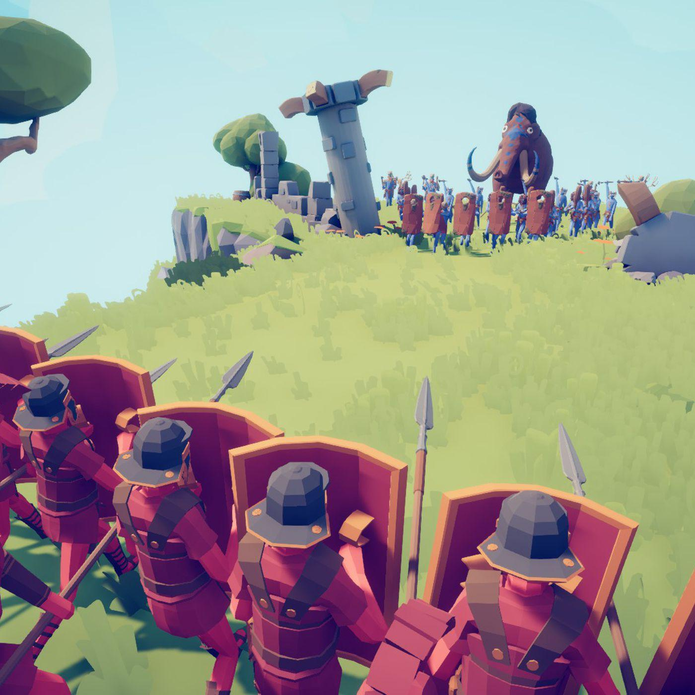 Totally Accurate Battle Simulator Free Download For PC