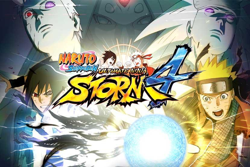 NARUTO SHIPPUDEN: Ultimate Ninja STORM 4 free full pc game for download