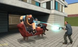 Garrys Mod free full pc game for download