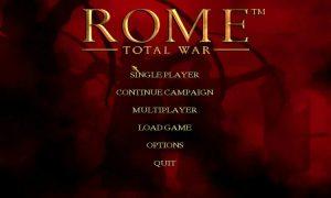 Rome: Total War Game Download