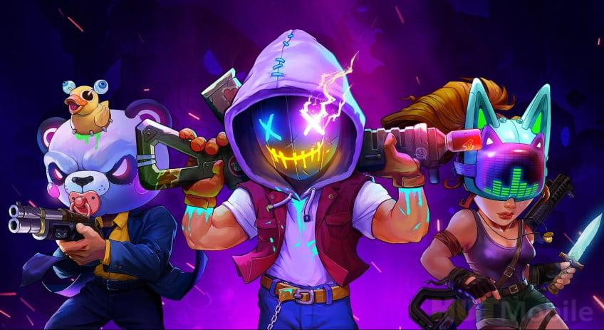 Neon Abyss APK Full Version Free Download (June 2021)