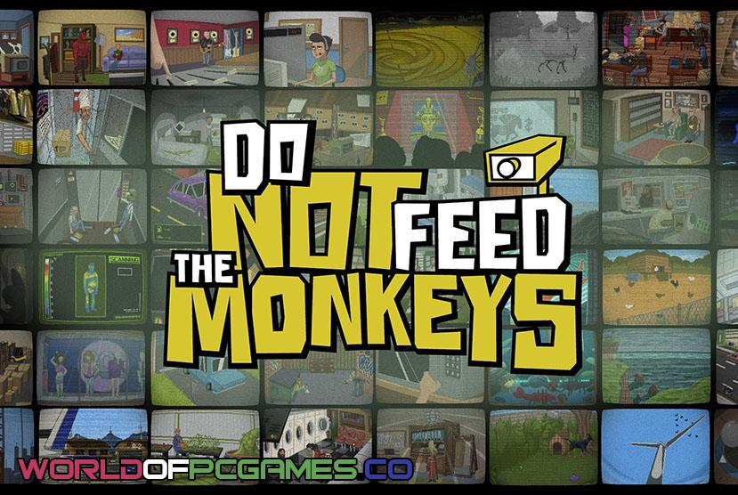 Do Not Feed The Monkeys free full pc game for download