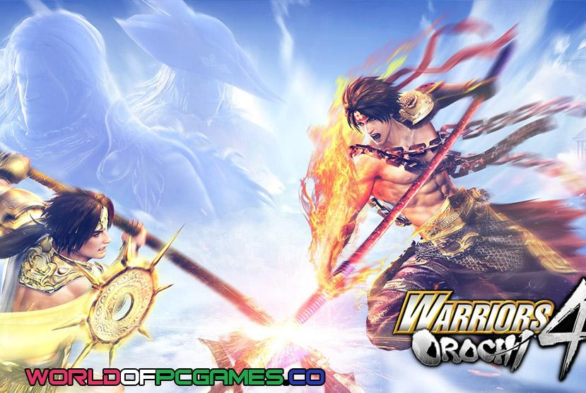 Warriors Orochi 4 free game for windows