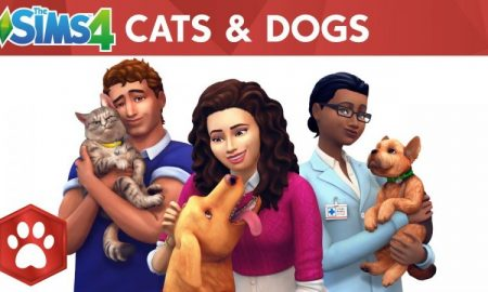 The Sims 4: Cats & Dogs free full pc game for download