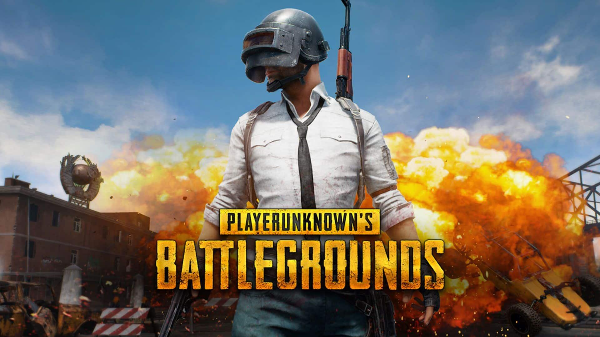 PLAYERUNKNOWN'S BATTLEGROUNDS [PUBG] PC Download free full game for windows