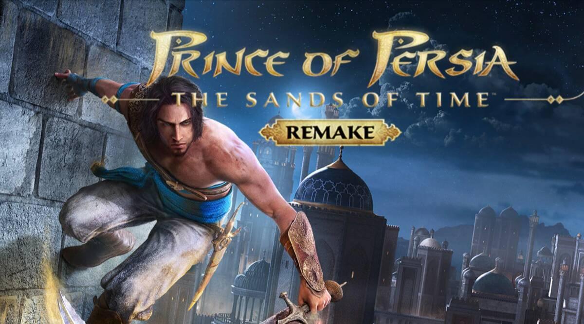 Prince Of Persia Free Download PC windows game