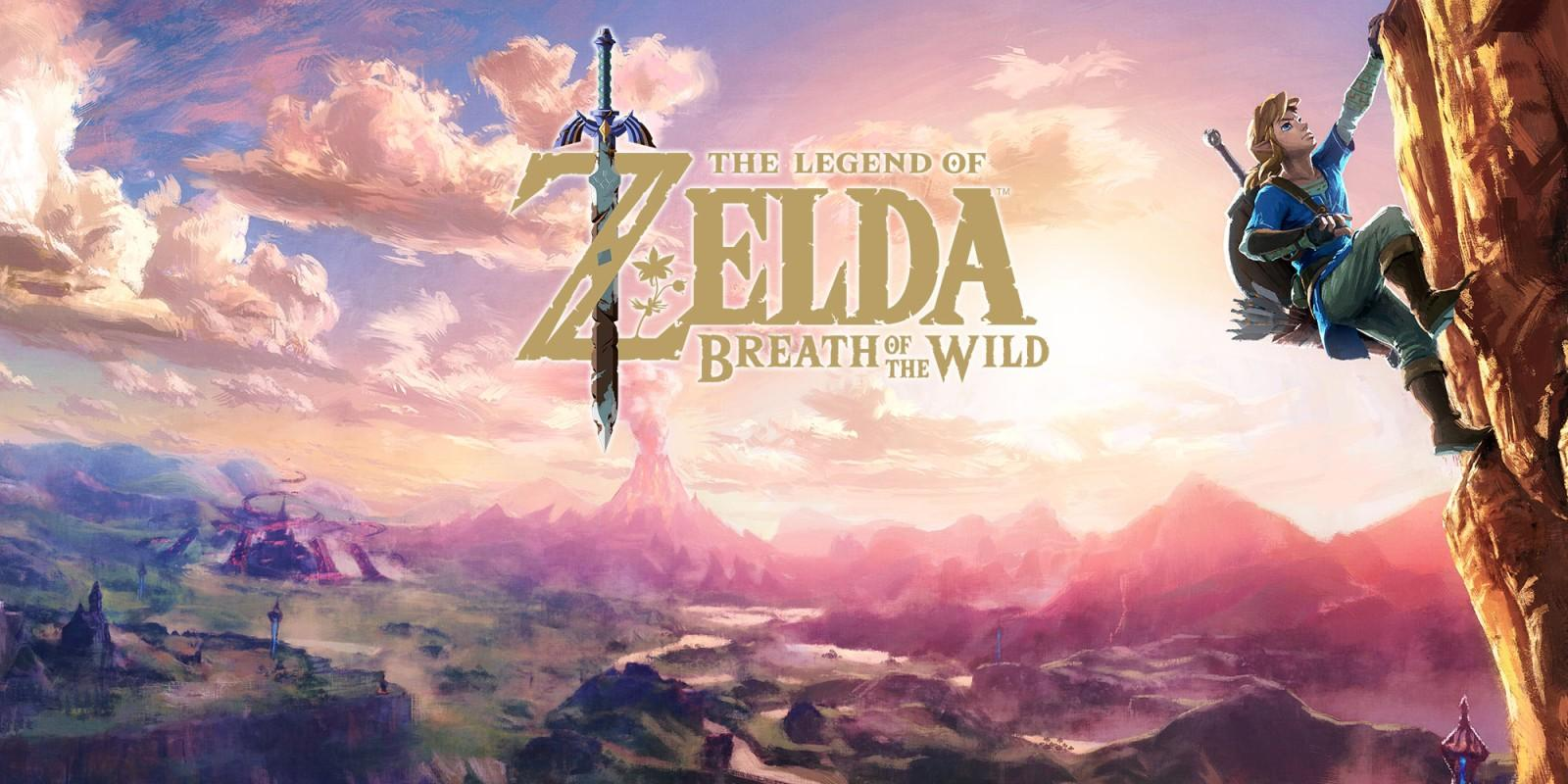 The Legend of Zelda: Breath of the Wild PC Game Download For Free