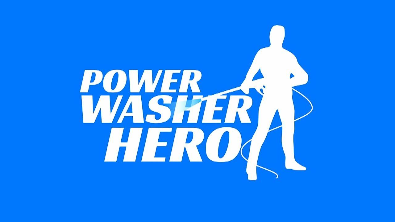 Power Washer Hero iOS Latest Version Free Download