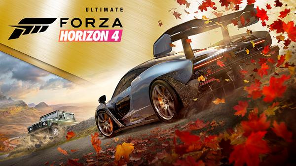 Forza Horizon 4 Ultimate Edition iOS/APK Full Version Free Download