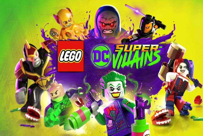 LEGO DC Super-Villains PC Download free full game for windows