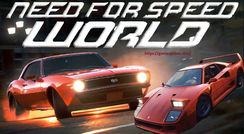 NEED FOR SPEED WORLD Download for Android & IOS