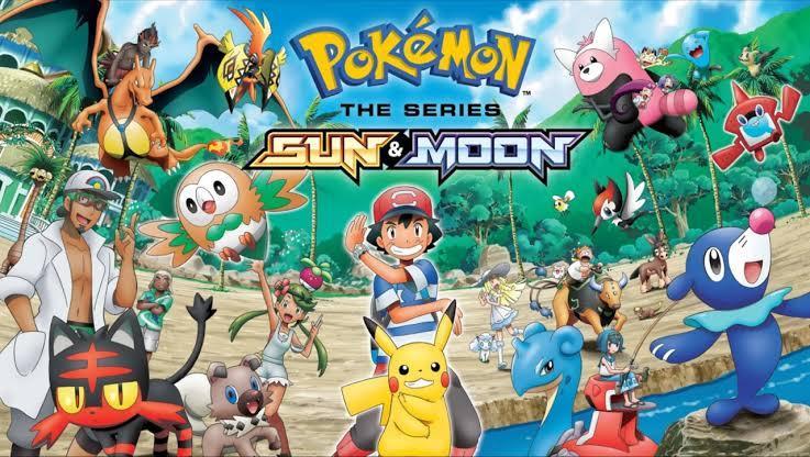 Pokemon Sun And Moon Region APK Mobile Full Version Free Download