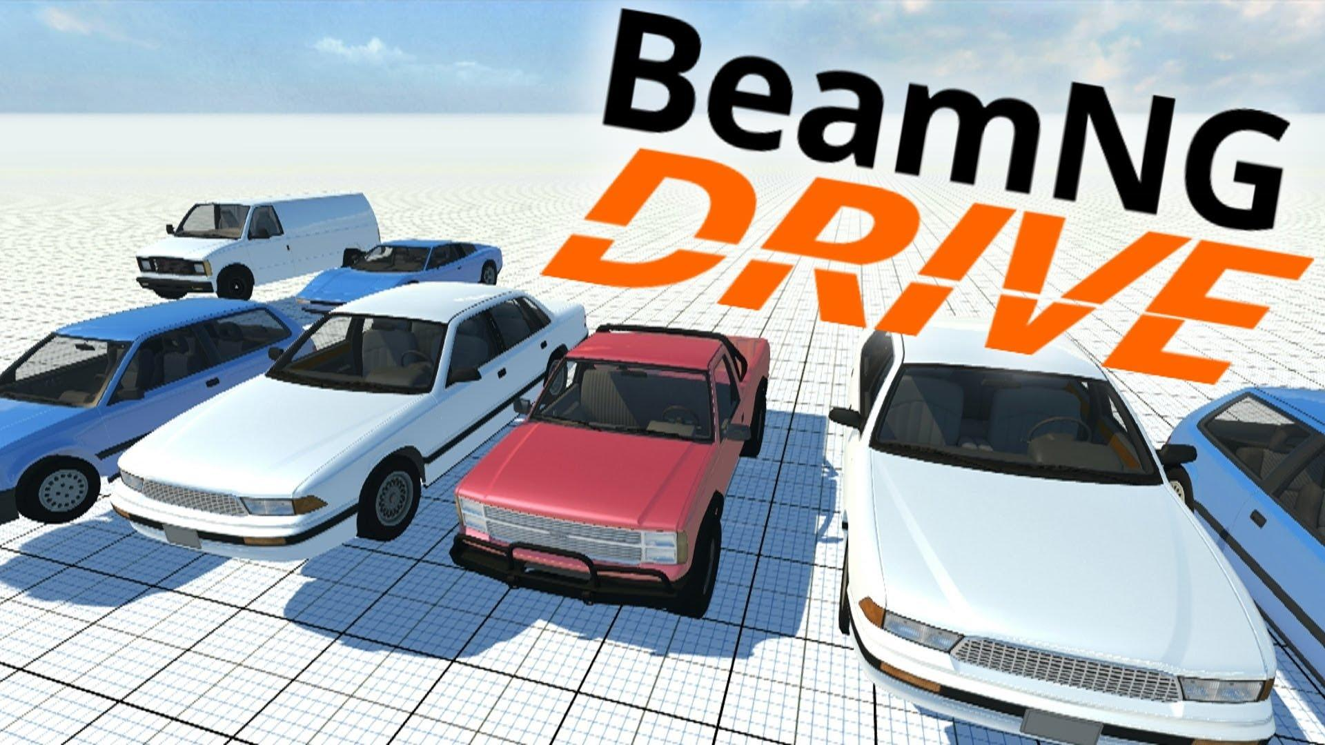 BeamNG.drive APK Full Version Free Download (July 2021)
