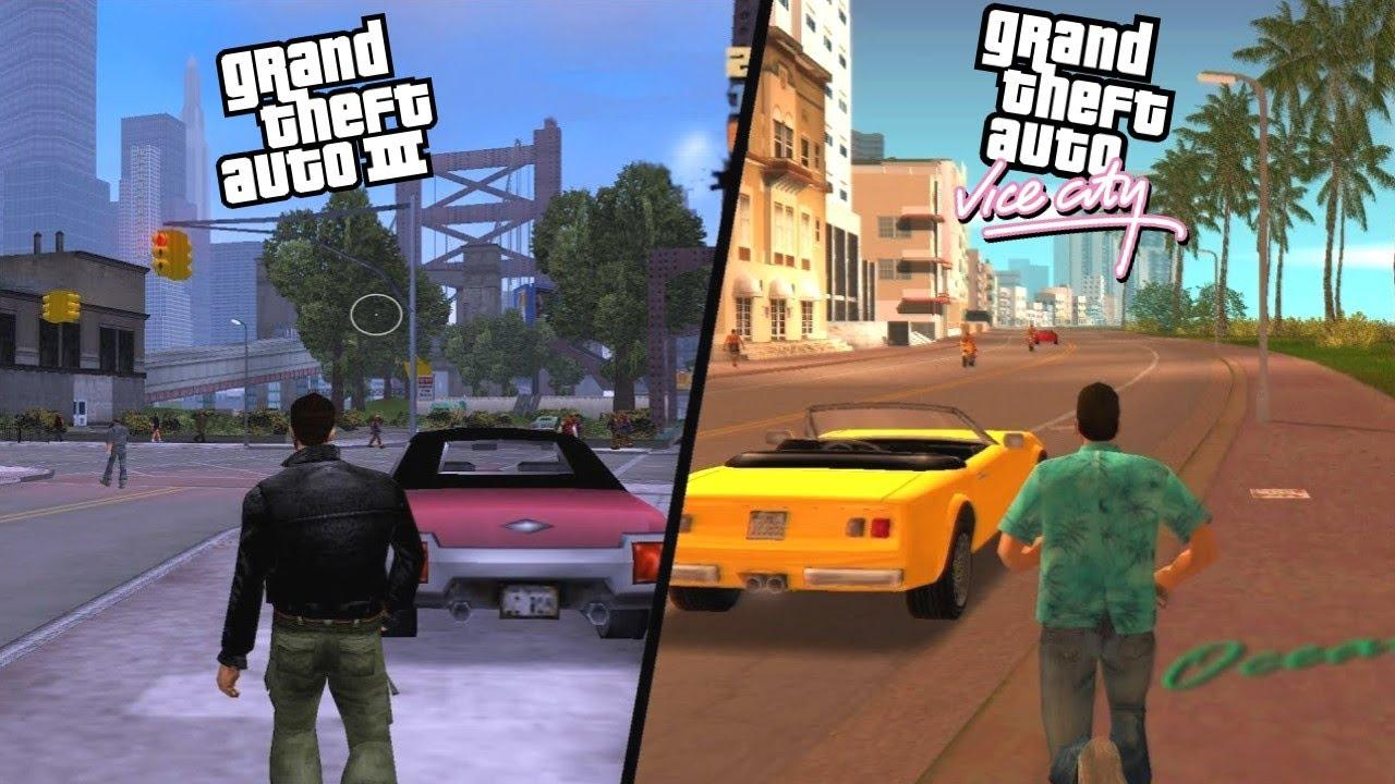 GTA 3 PC Download free full game for windows