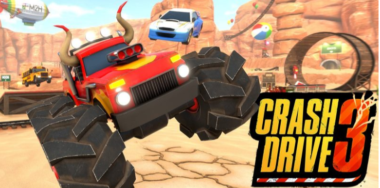 Crash Drive 3 free full pc game for download