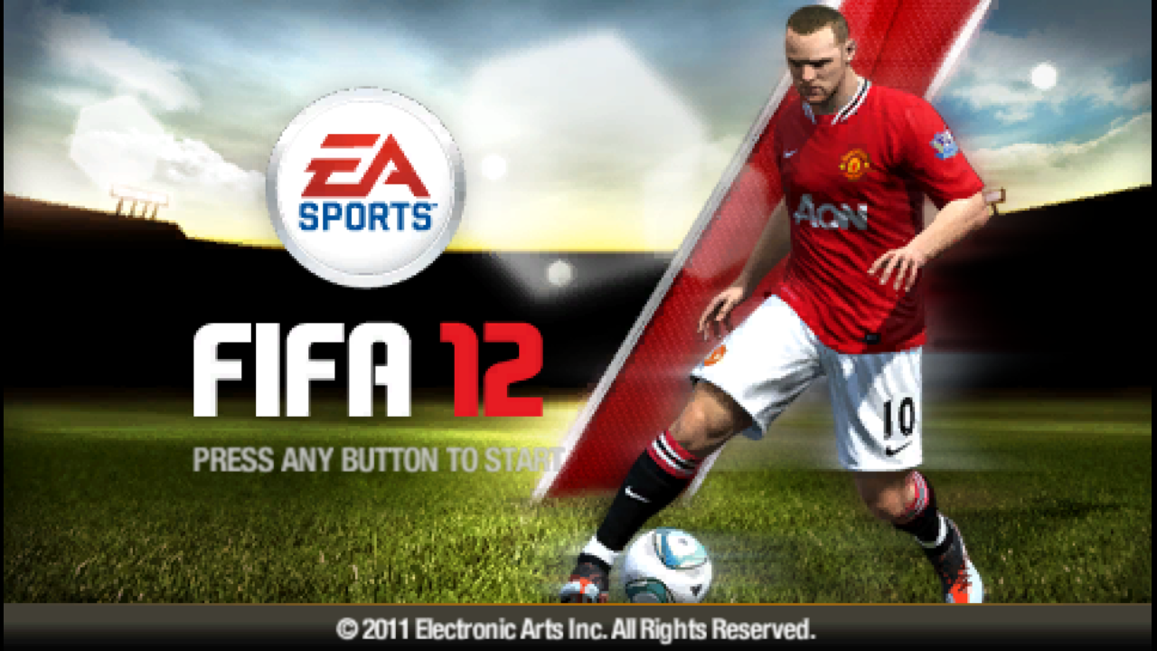 FIFA 12 PC Download Game for free
