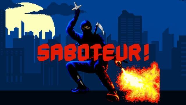 Saboteur! free Download PC Game (Full Version)
