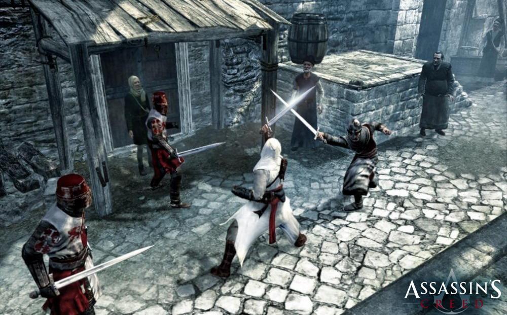 Assassin's Creed 1 At War iOS/APK Full Version Free Download