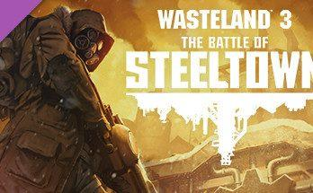 Wasteland 3: The Battle of Steeltown PC Download Game for free