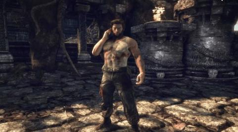 X-MEN ORIGINS WOLVERINE PC Download Game for free