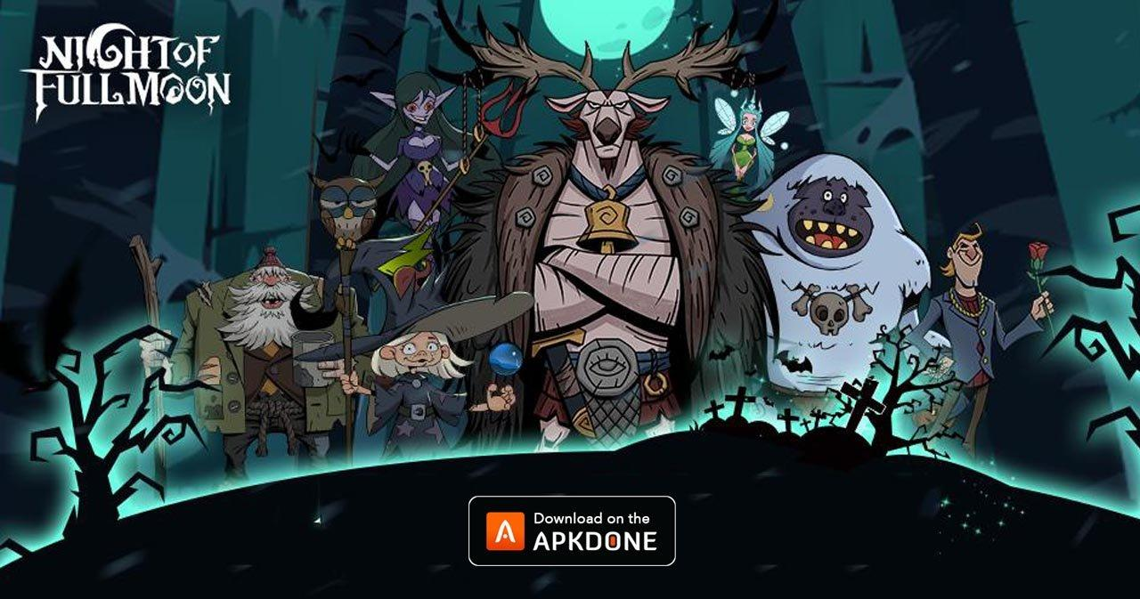 Night of Full Moon free Download PC Game (Full Version)