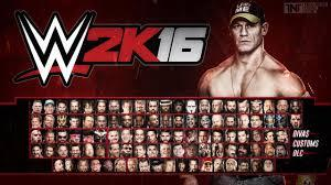 WWE 2K16 PC Game Download For Free