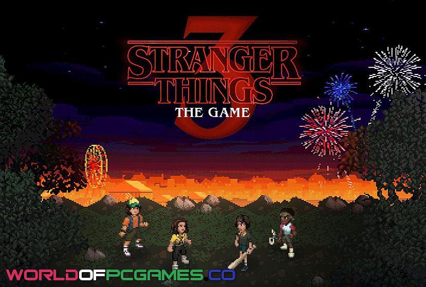 Stranger Things 3 The Game APK Mobile Full Version Free Download