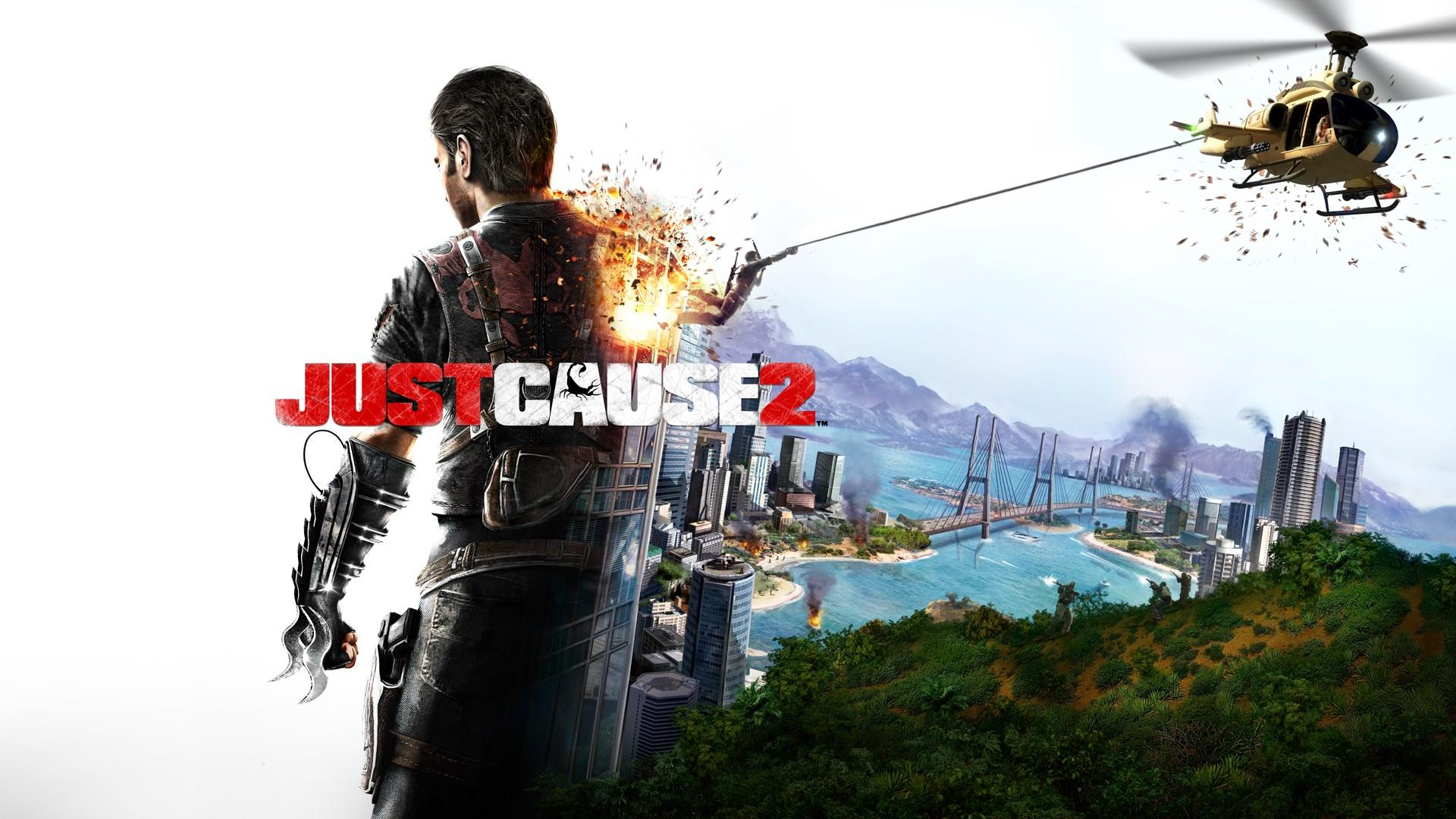 JUST CAUSE 2 COMPLETE [MULTI7] HD PC Download free full game for windows