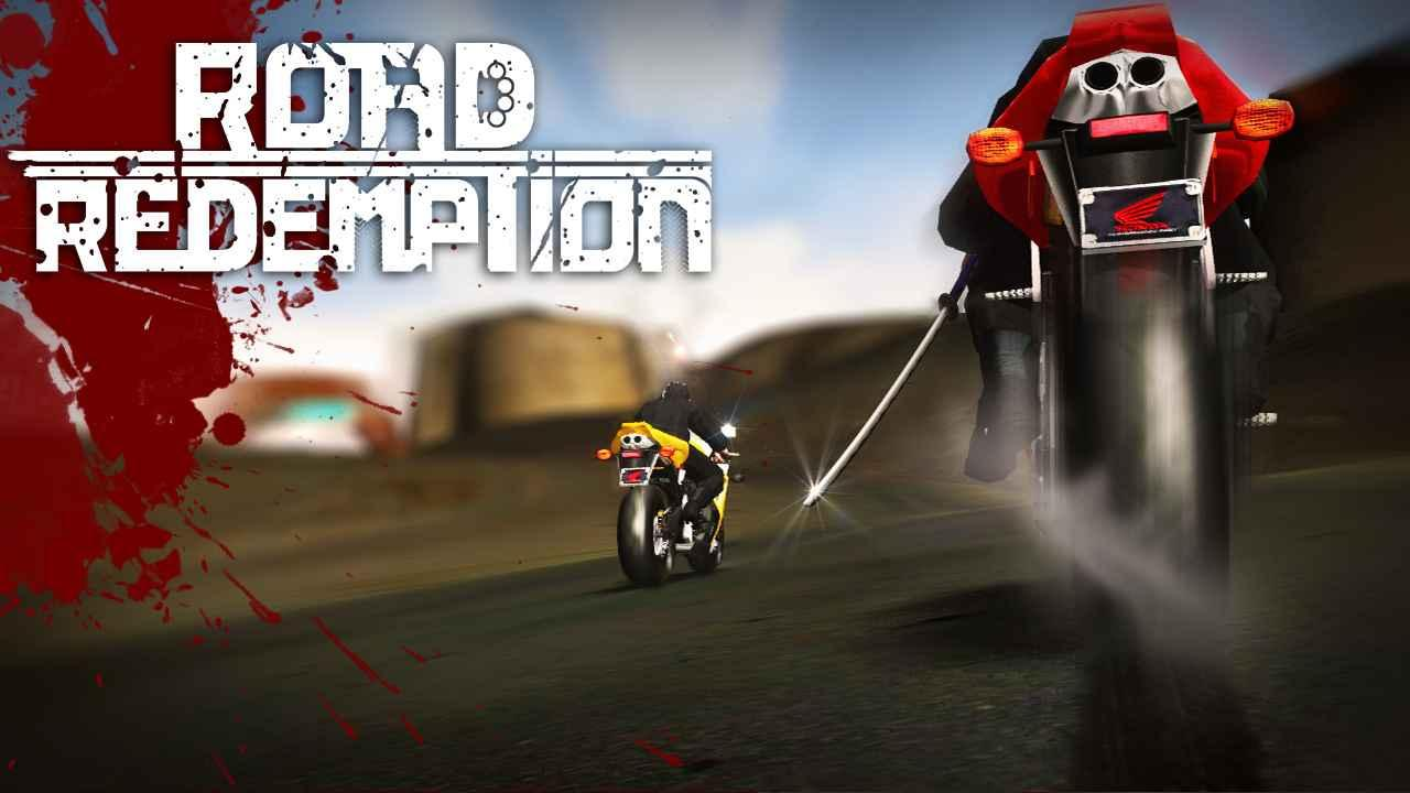 Road Redemption free game for windows