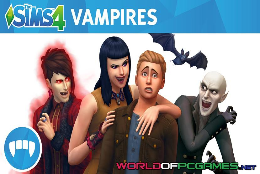 The Sims 4 Vampires Free Download For PC