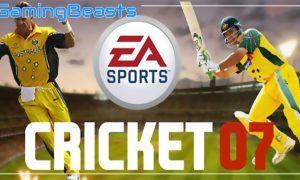 EA SPORTS CRICKET 2007 iOS Latest Version Free Download