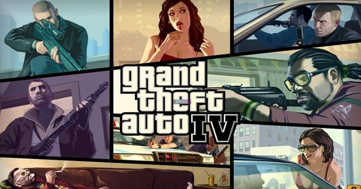 GTA IV APK Full Version Free Download (July 2021)