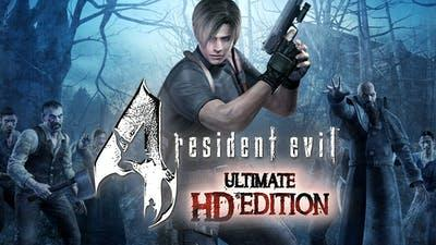 Resident Evil 4 Ultimate HD Edition PC Download Game for free