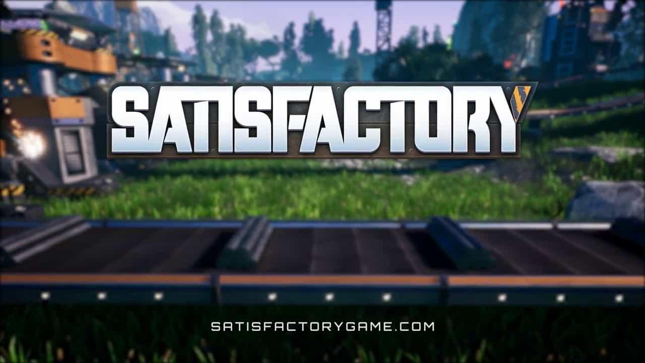 Satisfactory Game Download