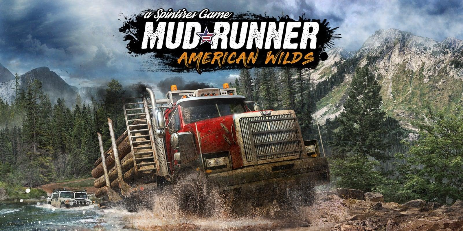 Spintires: MudRunner PC Game Download For Free