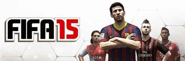 FIFA 15 iOS/APK Full Version Free Download