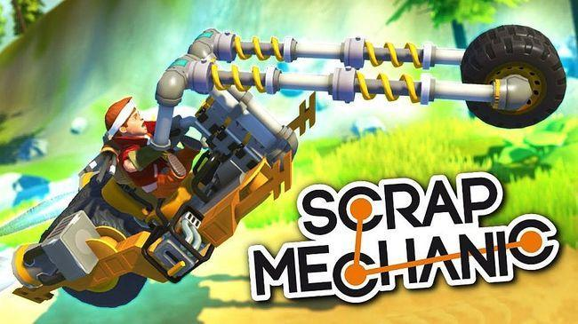 Scrap Mechanic Download for Android & IOS