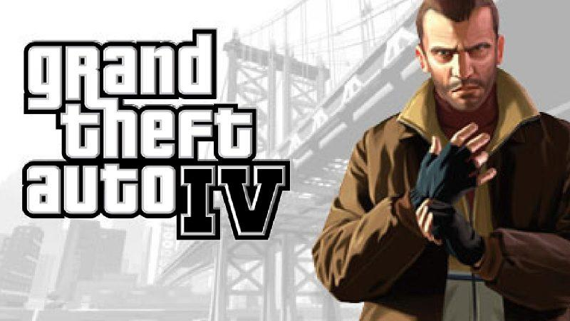 Grand Theft Auto 4 free full pc game for download