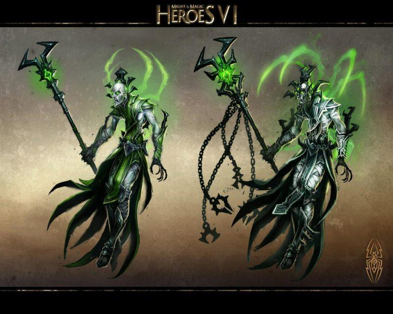 Might & Magic Heroes VI free game for windows