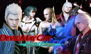 DEVIL MAY CRY 4 SPECIAL EDITION Free Download PC windows game