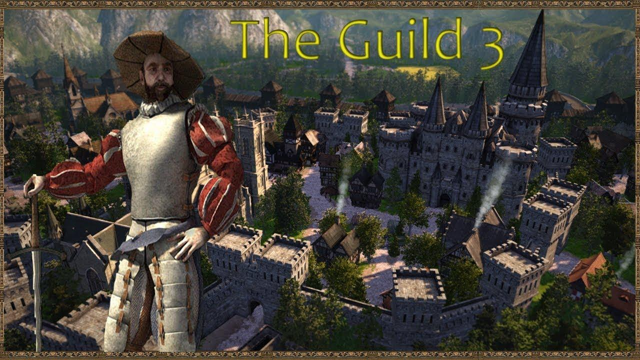 The Guild 3 Free Download PC Download free full game for windows