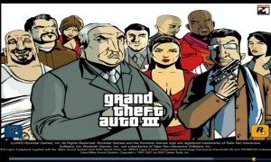 Grand Theft Auto 3 free game for windows