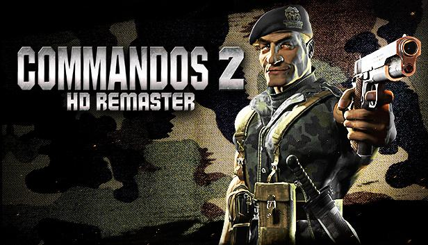 Commandos 2 HD Remaster Game Download
